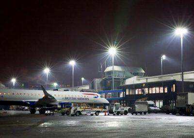 L'Aeroporto di Glasgow migliora la visibilità e riduce la spesa energetica